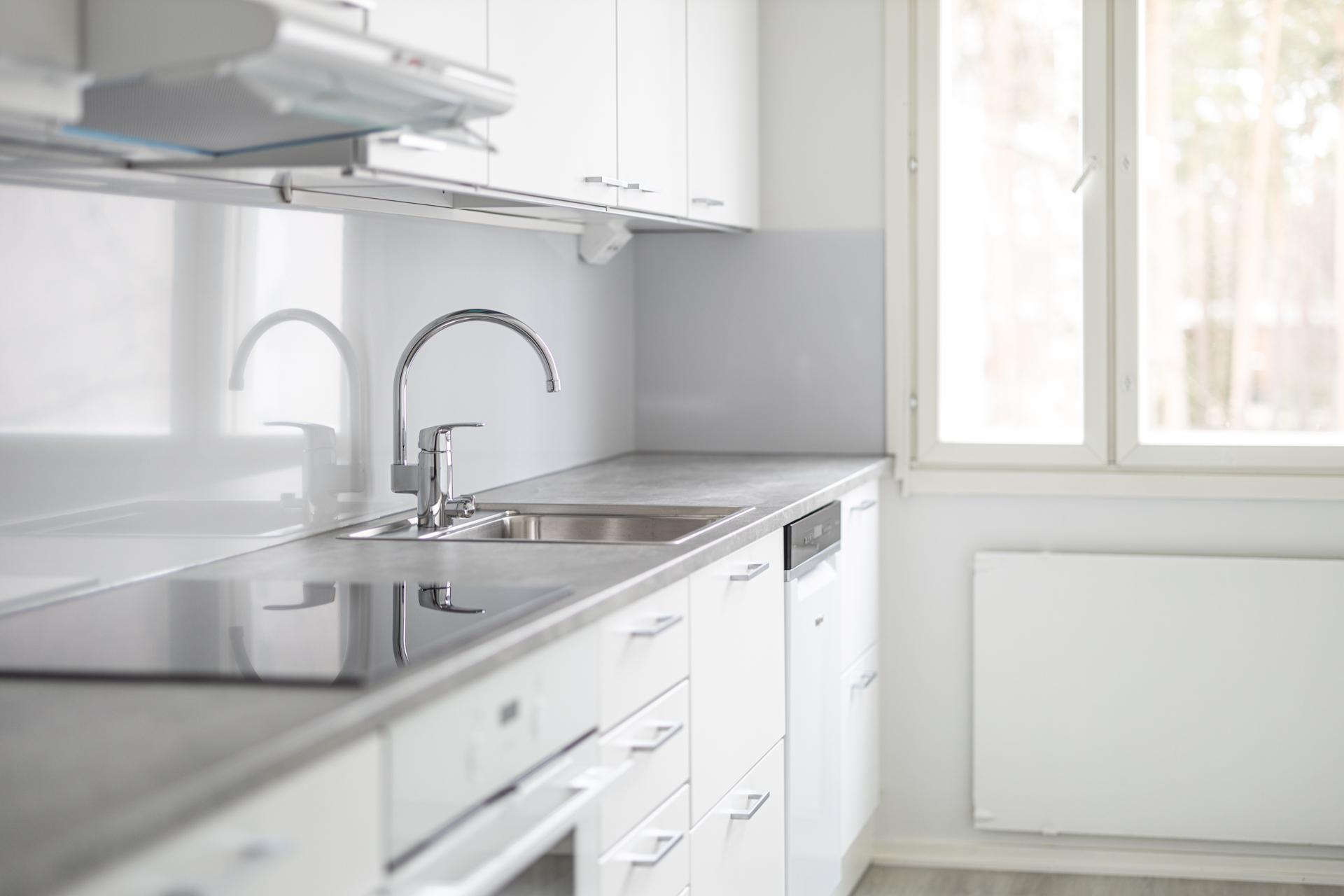 Asuntokuvaus hana ja liesi