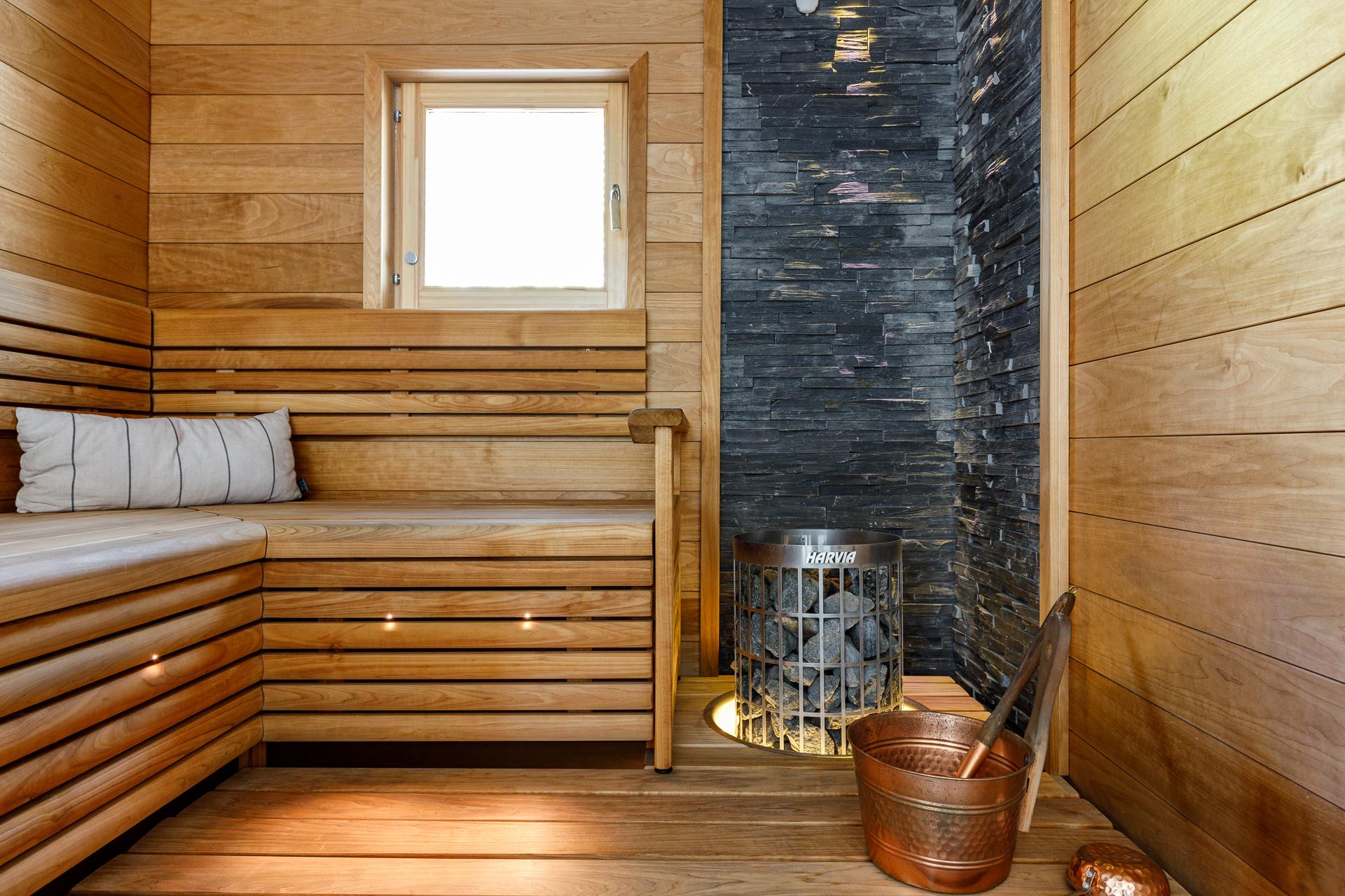Asuntokuvaus oulu sauna